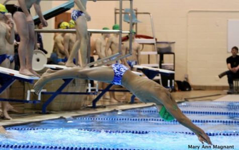 Elite swimmer shows passion and exciting future