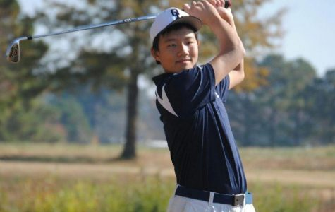 Golf season comes to an end, sending two students to states