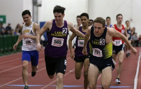 Indoor track wraps up season at States