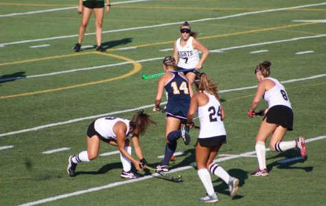 Varsity field hockey team loses to Kellam in overtime