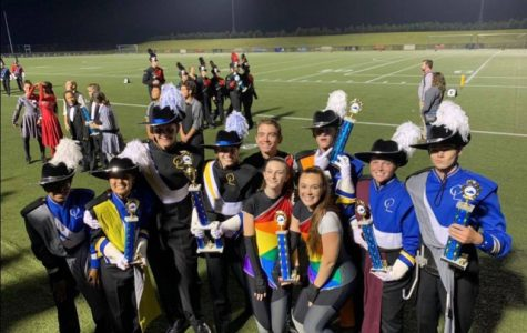 Marching Band continues winning streak