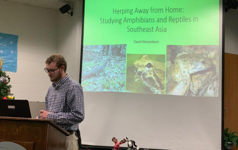 Alumni David Weisenbeck delivers first lecture of MSA series