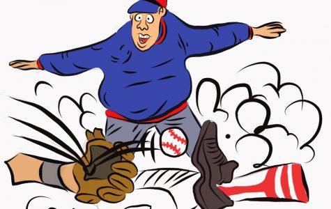 Human error, a necessary factor of sports