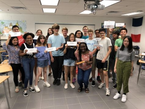 Team American Rocketry Challenge club prepares for national competition