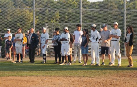 Baseball ends regular season with senior night win