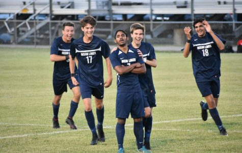 Boys soccer takes win against Princess Anne in final game of season