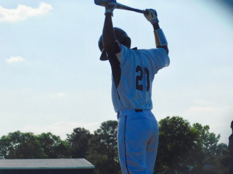 Varsity baseball player serves as role model, the real deal, the whole package