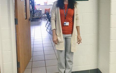 New Spanish teacher impresses students