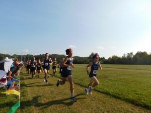 Boys cross country grows mullets for states