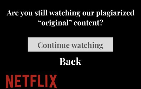 To all the movies Netflix plagiarized before