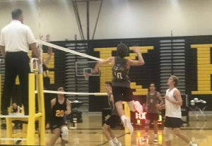 Boys volleyball gets last word against rival Kellam