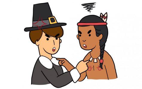 Thanksgiving overshadows oppression