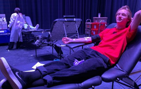 NHS hosts Red Cross blood drive