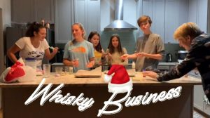 Whisky Business: Christmas bake-off
