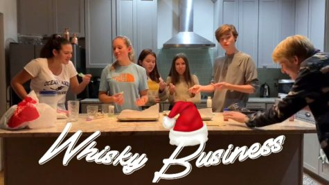 """Whisky Business takes a """"pizza"""" your heart"""