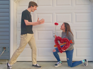Girls, take charge of Valentine's Day