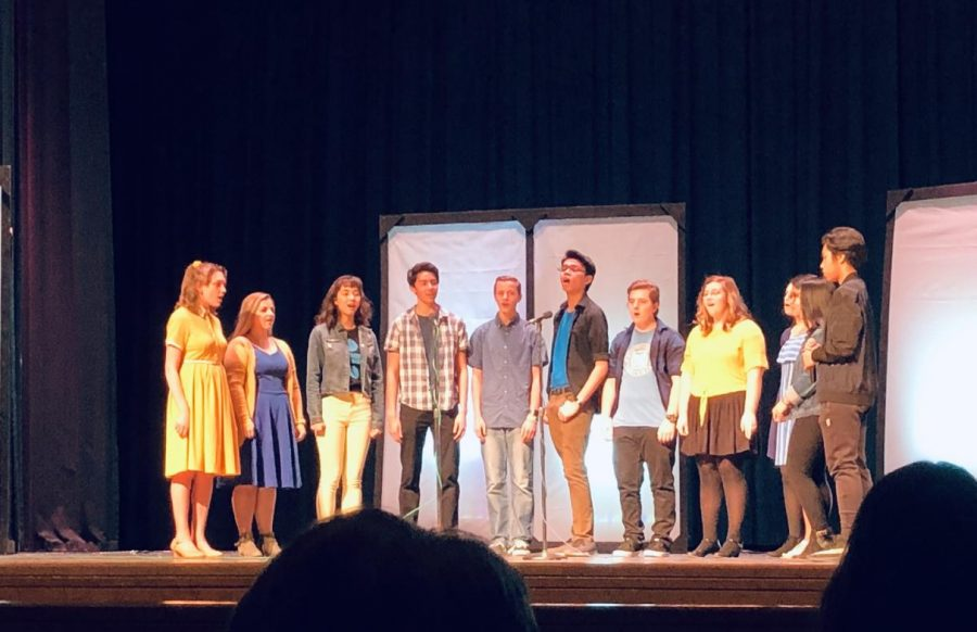 Finharmonix+performs%2C+%22I+want+you+back%2C%22+by+the+Jackson+5+in+the+school+auditorium+at+this+year%27s+Talent+Show.