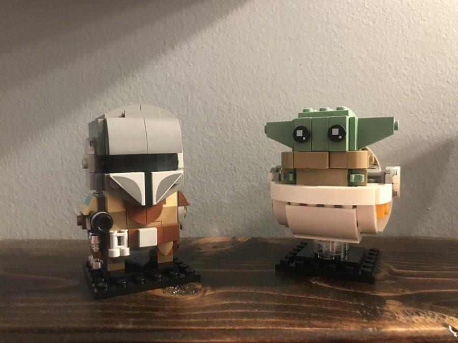 Taking baby Yoda to the Jedi