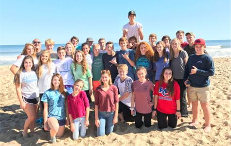 Young Life assembles at Ocean Lakes