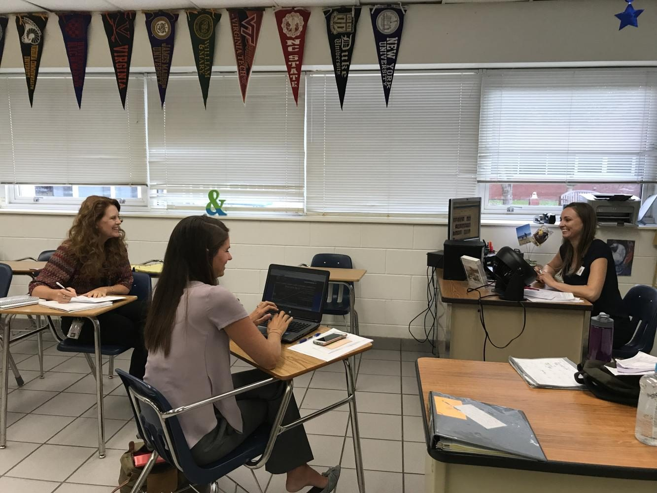 School combines English and history class for freshmen