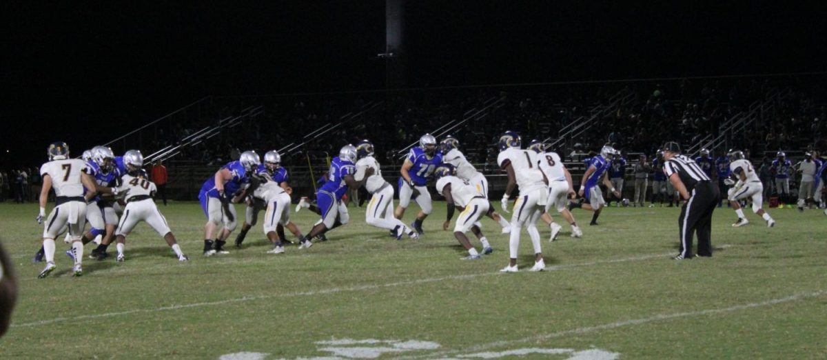 Dolphins+playing+Landstown+Eagles+at+conference+match.+Photo+by+Reese+Fields.+