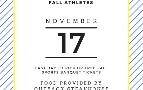 Fall athletic banquet ticket prices rise after Friday