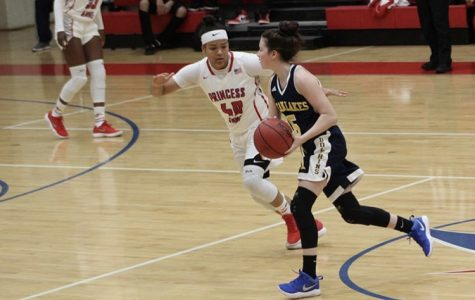 Lady Dolphins continue to roll past competition