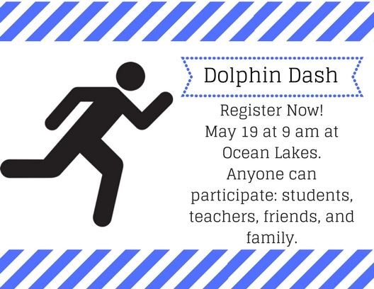Dolphin Dash scheduled, race