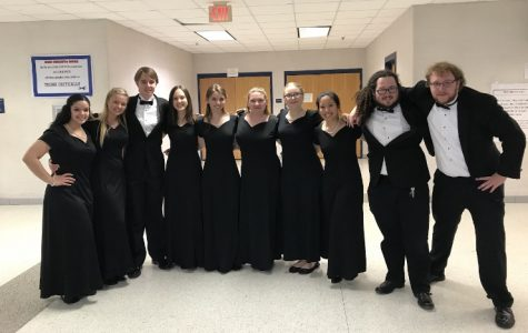 Chorus earns superior scores for assessment