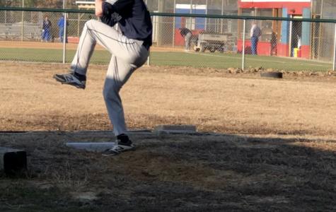 Varsity baseball player pitches a no-hitter in Charleston spring break tournament