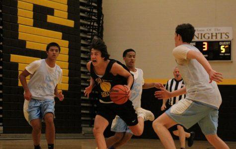 Fresh start for boys basketball
