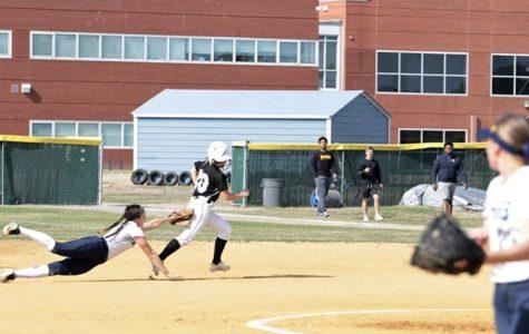 Softball defeats Kellam in close game