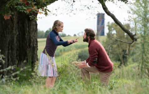 'A Quiet Place' uses the subtleties of sign language to create mood for survival