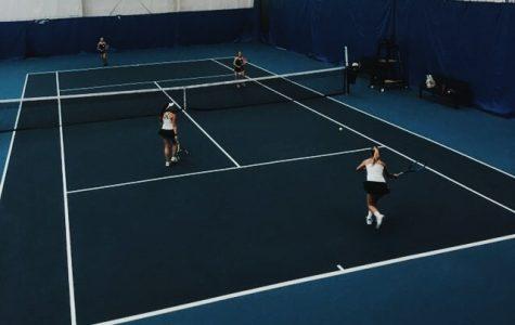 Girls tennis head to regionals