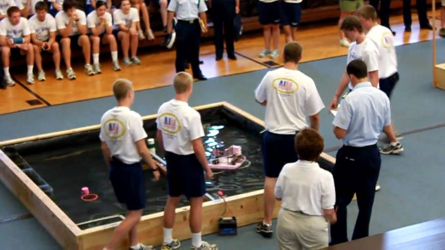 USCGA+AIM+cadets+participate+in+a+maritime+practice+exercise.+Photo+Credits+USCGA.