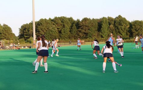 JV field hockey shares optimism for fall season