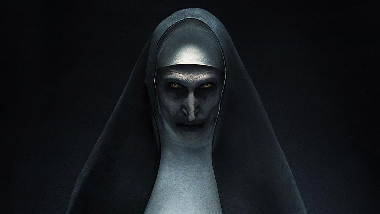 Picture of Valak from movie 'The Nun' from Hollywoodreporter.com.