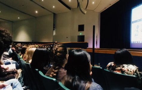 Juniors attended Jostens ring assembly during advisory