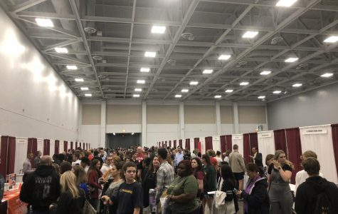 College Night offers insight to opportunities after high school