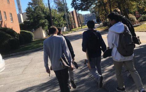 Skateboarders, victims of misinterpretation