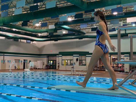 Dive team makes a splash, starts the season