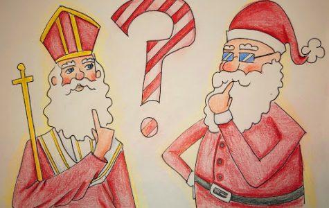 Santa Claus, patron saint turned mall celebrity