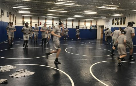 Wrestlers prepare, persevere as they face upcoming matches