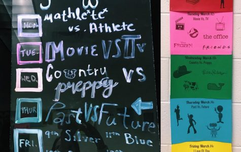SCA announces spring spirit days