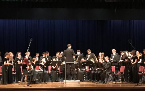 Wind Symphony comes home with superior ratings