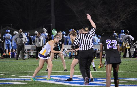 Girls lacrosse takes win against Menchville