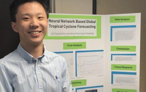 Academy students compete at science and engineering fair