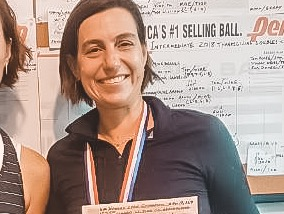 Mother of first-seed athlete takes girls tennis coaching position