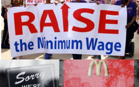 Consequences of  higher minimum wage outweigh benefits