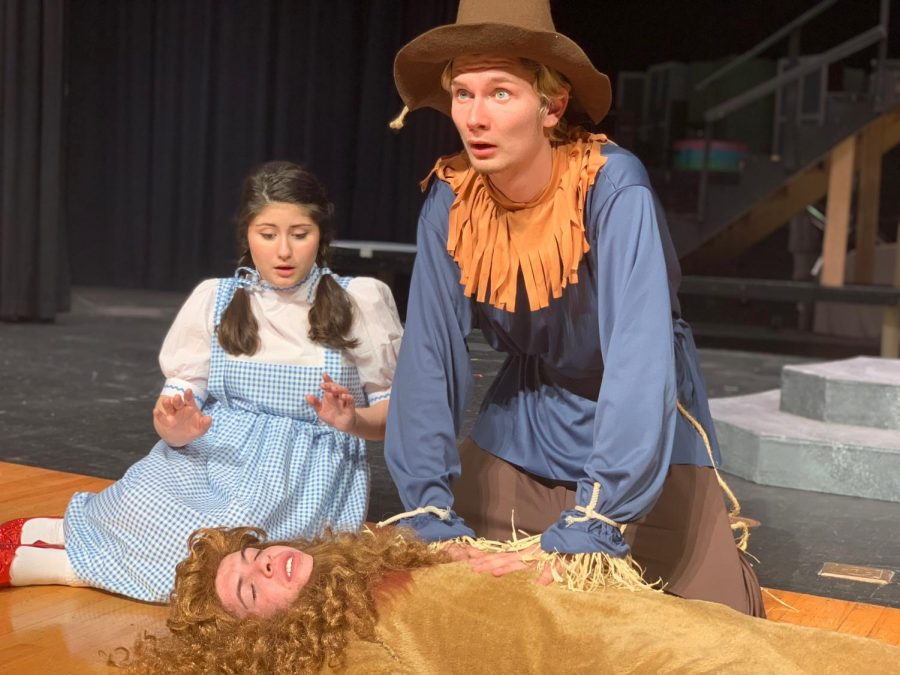 Theatre company follows yellow brick road toward spring musical